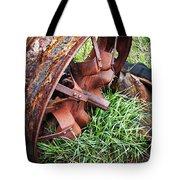 Ferrous Wheel Tote Bag