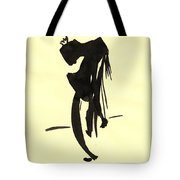 Tired King Tote Bag