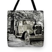 Tired Spares Tote Bag