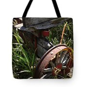 Tireless Tote Bag