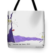 Tis Minister For Shady Deals Tote Bag