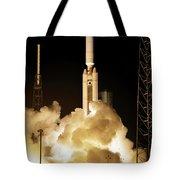 Titan Ivb Launch Tote Bag