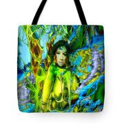 Titania-midsummers Night Dream Tote Bag