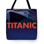 Titanic 100 Years Commemorative Tote Bag