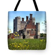 Titchfield Abbey Buttercups Tote Bag
