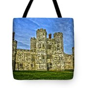Titchfield Abbey Hdr Tote Bag