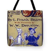 Title Page: First Edition Tote Bag