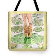 To Dance Tote Bag