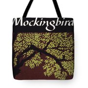To Kill A Mockingbird, 1960 Tote Bag