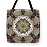To Love And To Cherish Forever More Tote Bag