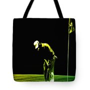 To Putt Tote Bag