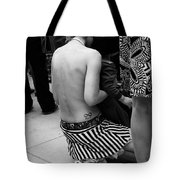 To Question Thee Tote Bag