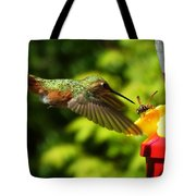To Share Or Not To Share Tote Bag