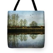 To Stand And Stare - West Coast Art By Jordan Blackstone Tote Bag