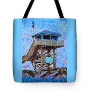 To The Beach Tote Bag by Deborah Boyd