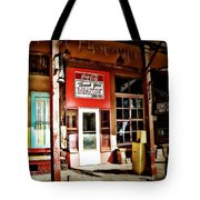 To The Citizens Of Cerillos Tote Bag