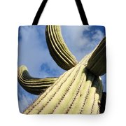 To The Clouds Tote Bag