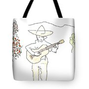 To The Oranges Tote Bag