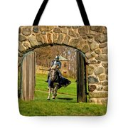 To The Rescue Tote Bag