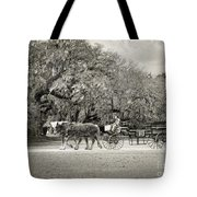 To The Stables Tote Bag