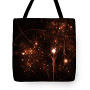 To The Stars And Back Tote Bag