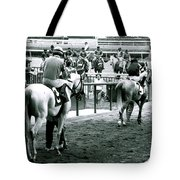 To The Track Tote Bag