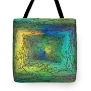 To The Treetops Tote Bag