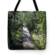 To The Trout Stream Tote Bag