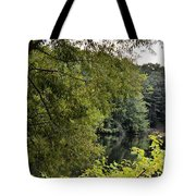 To Walk Beside Still Waters Tote Bag