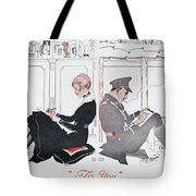 To You Tote Bag by English School
