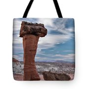 Toad Stool Formations Tote Bag