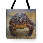 Toad With An Attitude Tote Bag