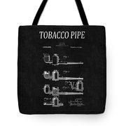 Tobacco Pipe Patent 4 Tote Bag