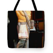 Tobacco Sign Tote Bag