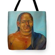 Tochtli Tote Bag by Lilibeth Andre