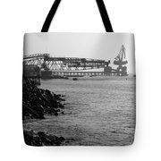 Port Of Tocopilla Chile Tote Bag