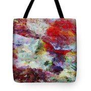 Today Is Yesterdays Love Tote Bag