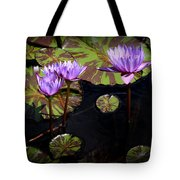 Together And Alone Tote Bag