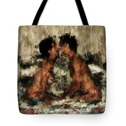 Together Tote Bag by Kurt Van Wagner