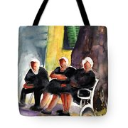 Together Old  In Italy 06 Tote Bag