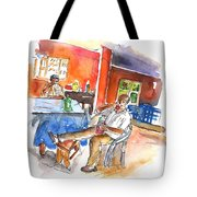 Together Old In Tenerife 03 Tote Bag