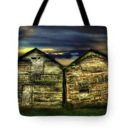 Together Until The End Tote Bag by Thomas Young