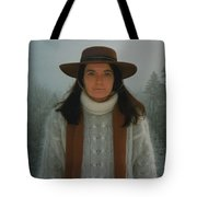 Together With Nature Swiss Alps Tote Bag