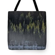 Toiga Lake Tote Bag