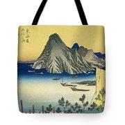 Tokaido - Maisaka Tote Bag