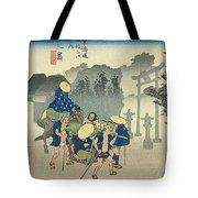 Tokaido - Mishima Tote Bag