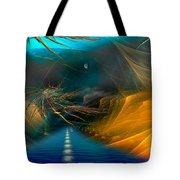 Toll Road Tote Bag