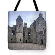 Tolquhon Castle 4 Tote Bag