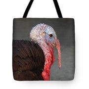 Tom Turkey Portrait Tote Bag