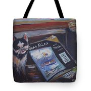 Tom Will Travel Tote Bag